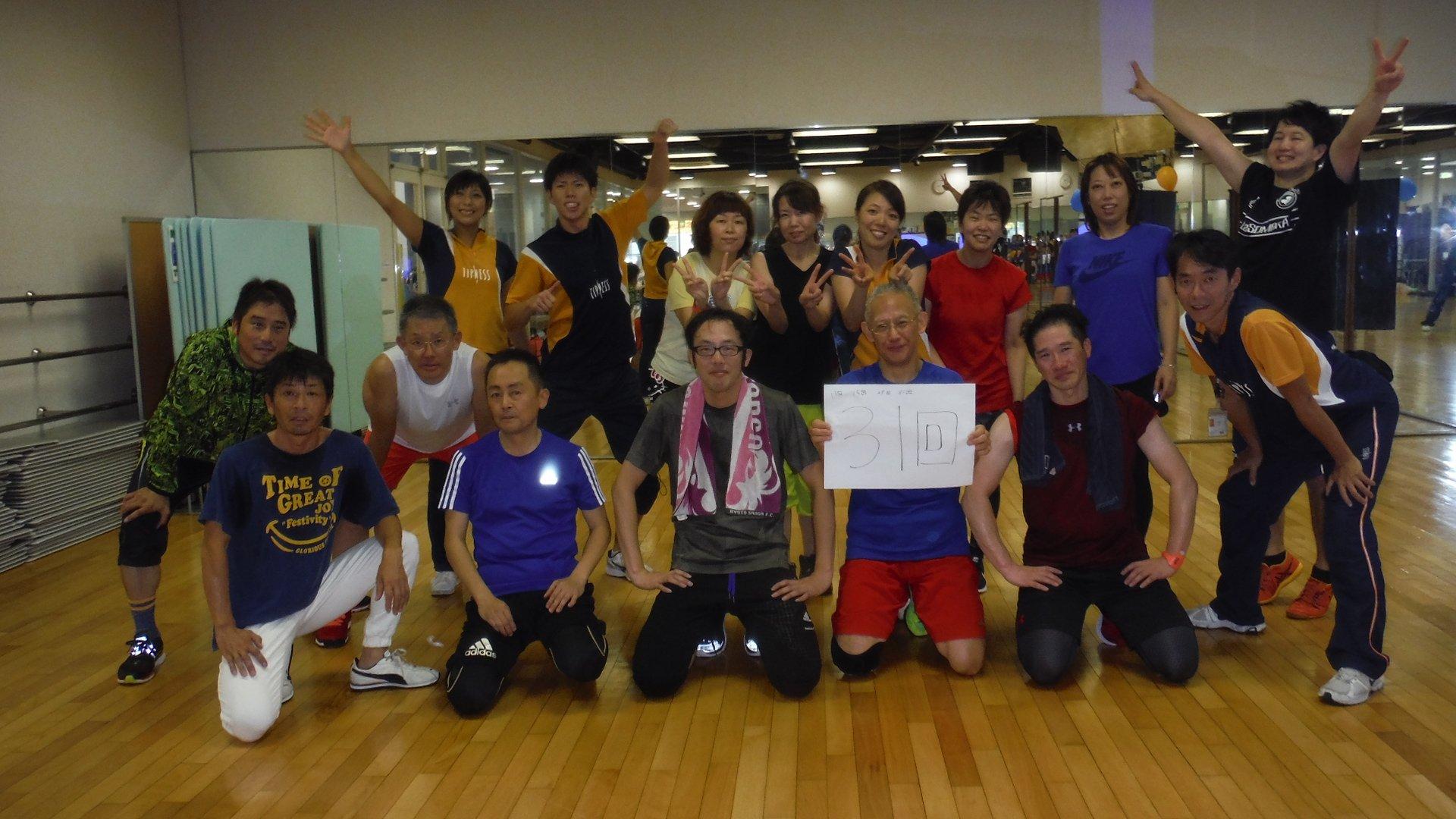 大縄跳び大会にご参加いただきありがとうございました!